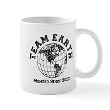 Team Earth : Member Since 2013 Mug