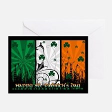 Modern Saint Patrick's Day Card (Pk of 10)