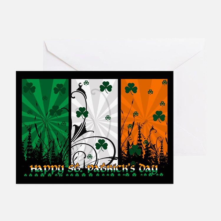 Modern Saint Patrick's Day Card (Pk of 10)