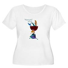 Mermaid Wine T-Shirt