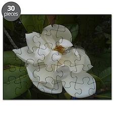 Magnolias Beauty Puzzle