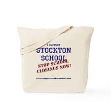 Support Stockton School Tote Bag