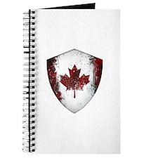 Canadian Graffiti Shield Journal