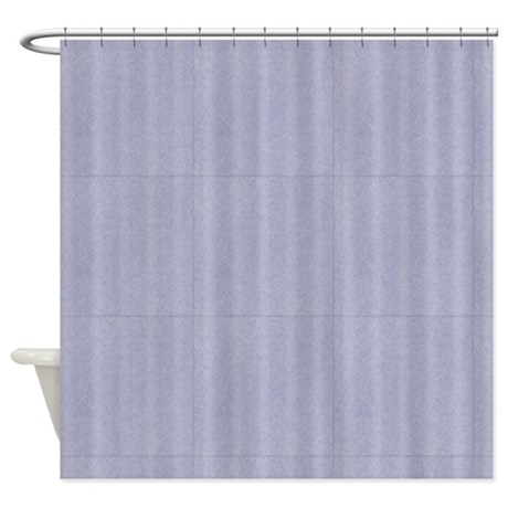 Soft Gray Stripes Shower Curtain By Cheriverymery