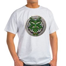Elder Celtic Greenman Pentacle T-Shirt