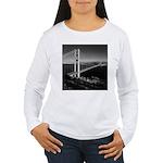 GG Bridge from Battery Spencer Women's Long Sleeve