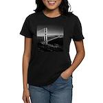 GG Bridge from Battery Spencer Women's Dark T-Shir