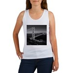 GG Bridge from Battery Spencer Women's Tank Top