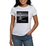 GG Bridge from Battery Spencer Women's T-Shirt