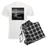 GG Bridge from Battery Spencer Men's Light Pajamas