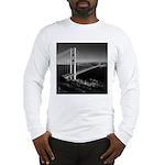 GG Bridge from Battery Spencer Long Sleeve T-Shirt