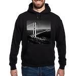 GG Bridge from Battery Spencer Hoodie (dark)