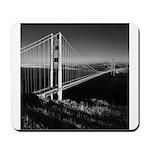 GG Bridge from Battery Spencer Mousepad