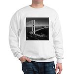 GG Bridge from Battery Spencer Sweatshirt