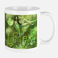 La Fee Verte In Glass Collage Mug