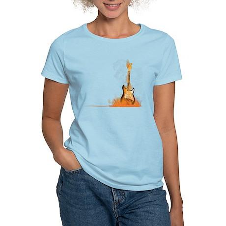 Hot Riffs Women's Light T-Shirt