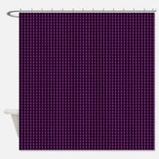 Barley There Small Pattern Shower Curtain