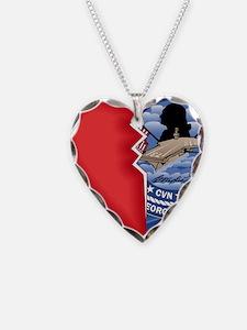 Half My Heart CVN-73 Necklace