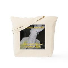 Umbrella Cockatoo - Ruth Tote Bag