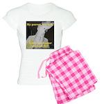 Umbrella Cockatoo - Ruth Women's Light Pajamas