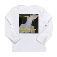 Umbrella Cockatoo - Ruth Long Sleeve Infant T-Shir