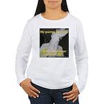 Umbrella Cockatoo - Ruth Women's Long Sleeve T-Shi