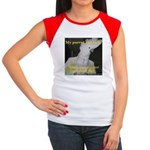 Umbrella Cockatoo - Ruth Women's Cap Sleeve T-Shir