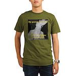 Umbrella Cockatoo - Ruth Organic Men's T-Shirt (da