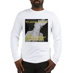 Umbrella Cockatoo - Ruth Long Sleeve T-Shirt