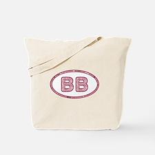 BB Pink Tote Bag