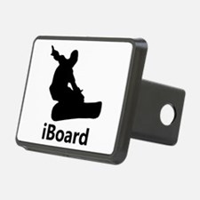 iBoard Snowboarding Hitch Cover