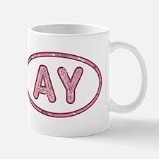AY Pink Mug