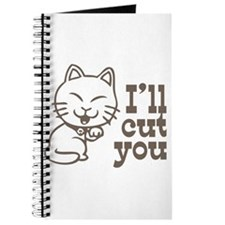 I'll cut you Journal
