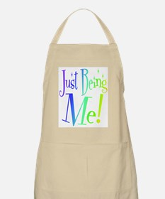 JUST BEING ME Apron