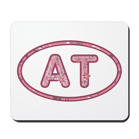AT Pink Mousepad