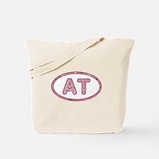 AT Pink Tote Bag