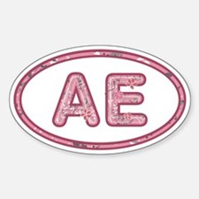 AE Pink Decal