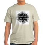 Frustration Light T-Shirt