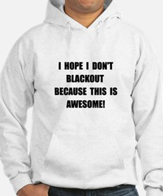 Blackout Awesome Jumper Hoody
