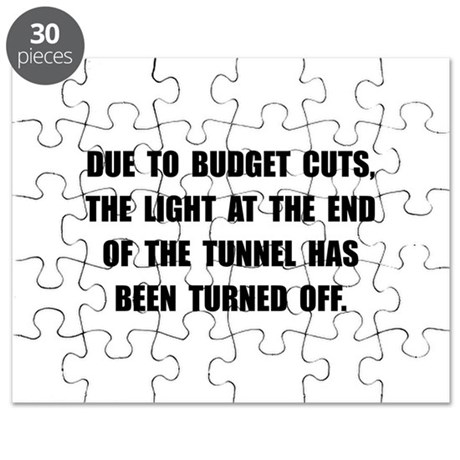 Budget Cuts Puzzle