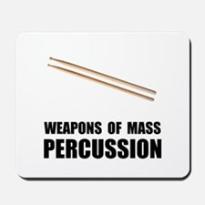 Drum Mass Percussion Mousepad