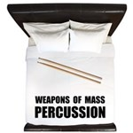 Drum Mass Percussion King Duvet