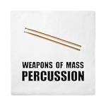 Drum Mass Percussion Queen Duvet
