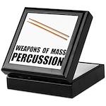 Drum Mass Percussion Keepsake Box