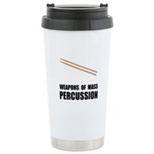 Drum Mass Percussion Travel Mug