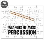 Drum Mass Percussion Puzzle