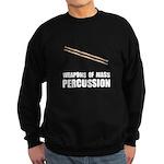 Drum Mass Percussion Sweatshirt (dark)