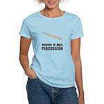 Drum Mass Percussion Women's Light T-Shirt