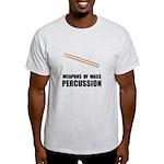 Drum Mass Percussion Light T-Shirt