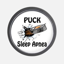 Puck Sleep Apnea Wall Clock